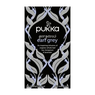 Pukka Earl Grey Tea - 20 Bags