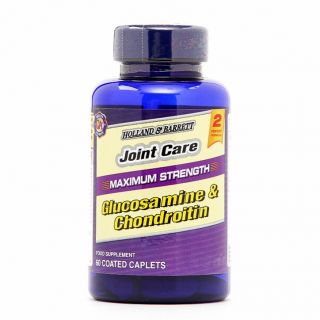 Holland & Barrett Maximum Strength Glucosamine & Chondroitin - 60 Caplets