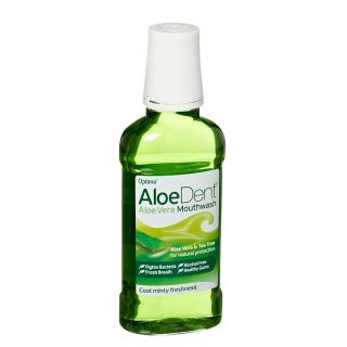 Aloe Dent Mouthwash - 250ml