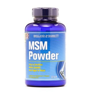 Holland & Barrett MSM Powder - 227g