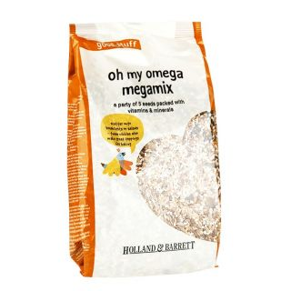 Holland & Barrett Oh My Omega Megamix - 500g