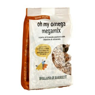 Holland & Barrett Oh My Omega Megamix - 250g