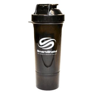 Smartshake Slim Gunsmoke - 500ml