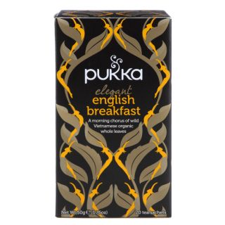 Pukka English Breakfast Tea