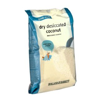 Holland & Barrett Dry Desiccated Coconut - 250g