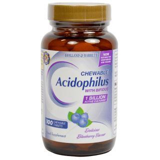 Holland & Barrett Acidophilus 50mg - 100 Comprimidos
