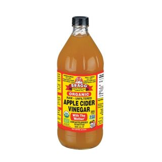 Bragg Organic Apple Cider Vinegar With The 'Mother' - 946 ml