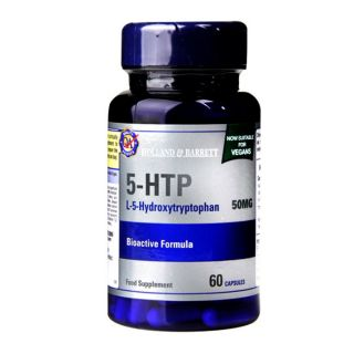Holland & Barrett 5HTP 50mg - 60 Cápsulas