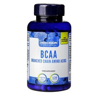 Precision Engineered Branched Chain Amino Acids - 120 Capsules