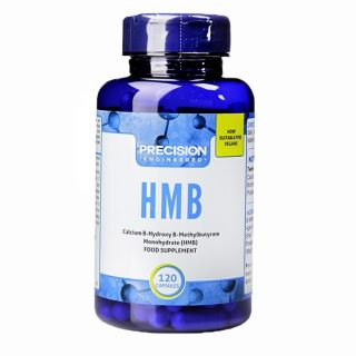 Precision Engineered HMB - 120 Capsules