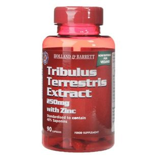 Holland & Barrett Tribulus Terrestris 250mg - 90 Capsules