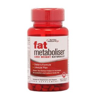 Nutritional Headquarters Fat Metaboliser - 56 Tablets
