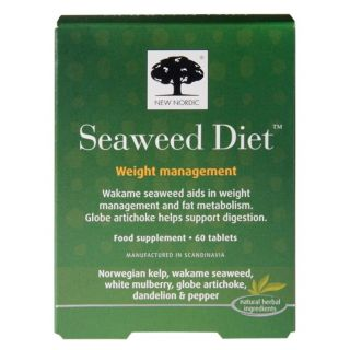 New Nordic Seaweed Diet Weight Management - 60 Tablets