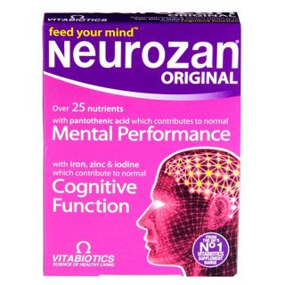 Vitabiotics Neurozan - 30 Tablets