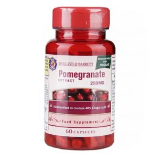 Holland & Barrett Pomegranate Extract - 60 Capsules