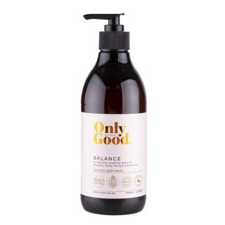 Only Good Balance Natural Body Wash - 445ml
