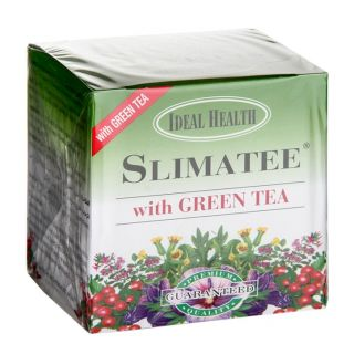 Ideal Health Slimatee with Green Tea - 10 Bags