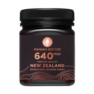Monofloral Manuka Honey MGO 640