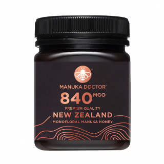 Monofloral Manuka Honey MGO 840