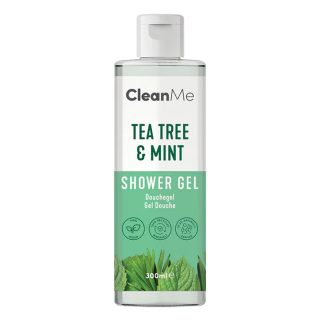 Tea Tree & Mint Shower Gel