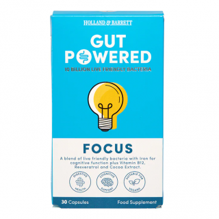 Gut Powered Focus