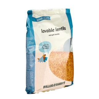 Holland & Barrett Lovable Lentils - 500g