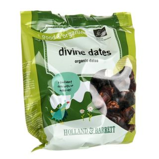 Holland & Barrett Organic Divine Dates - 250g