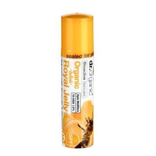 Dr Organic Royal Jelly Lip Balm - 5.7ml