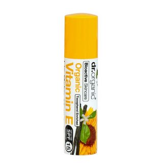 Dr Organic Vitamin E Lip Balm - 5.7ml