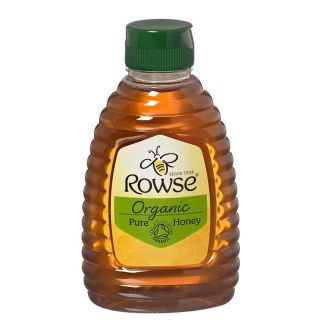 Rowse Pure Organic Honey - 340g
