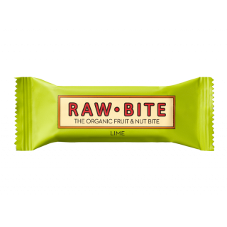Organic Lime Energetic Bar