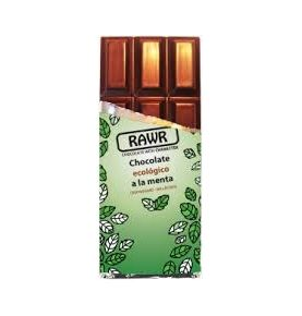 Organic Chocolate with Mint