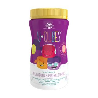 U - Cubes Multivitamins and Minerals
