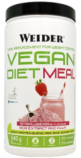 Vegan Diet Meal strawberry flavour