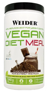 Vegan Diet Meal Chocolate Flavour